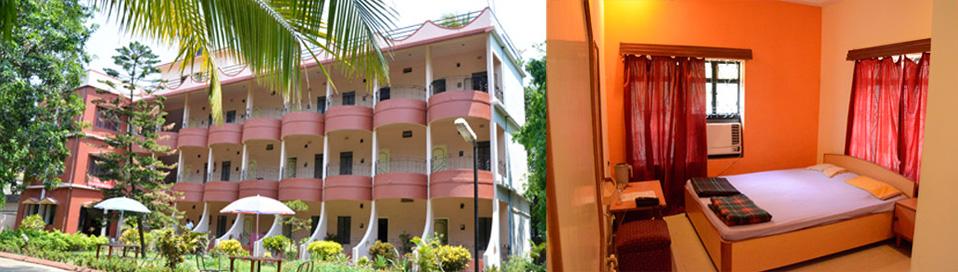 Hotel Santiniketan Home